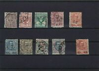 ITALY 1901 USED STAMPS    REF 5211