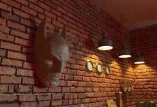 Plans Cut Cnc Router Batman face mask wood wall mask