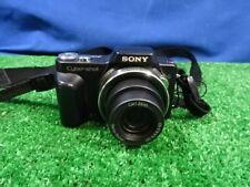 Sony Cyber-shot DSC-H3 8.1 Megapixel MP Digital Camera (Black) Cybershot