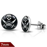 925 Sterling Silver Rhodium-plated Laser-cut Virginia Tech XS Dangle Earrings