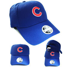 New Era MLB Chicago Cubs 9twenty Adjustable strapback Cap Dad Daddy Woman Hat