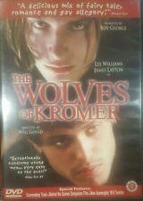 THE WOLVES OF KROMER RARE DVD LEE WILLIAMS & JAMES LAYTON ENGLISH GAY FILM