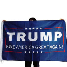 Wholesale Donald J. Trump 3x5 Foot Flag Make America Again for President OHK