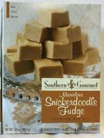 Snickerdoodle Fudge Mix Kit Lot of 1-12 oz By Southern Gourmet Free Ship