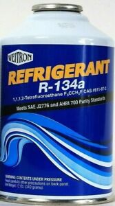 1 Can Weitron 12 Oz Refrigerant R-134a Meets SAE J2776 Purity Standards