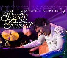 CD raphael wressnig PARTY Factor-Hammond Orgel