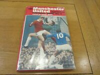 THE MANCHESTER UNITED FOOTBALL BOOK - No 4 - Date 1969 - UK Annual