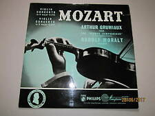 PHILIPS ABL 3040 - MOZART VIOLIN CONCERTOS - IN G MAJOR K.216 and D MAJOR K. 218