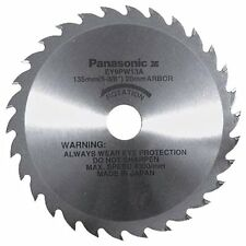 PANASONIC 9PW13C 135mm TCT Circular Saw Blade For EY4542/EY45A2 (Wood Cutting)