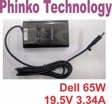 Genuine Dell Inspiron 15 3000 5000 Series 65w Laptop Power Supply Charger