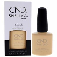 Shellac Nail Color - Exquisite by CND for Women - 0.25 oz Nail Polish