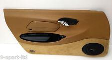 Genuine Porsche 986 Boxster Savanna Vinyl Interior Door Card Bose- Left Hand