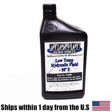 Boss Snow Plows Hydraulic Oil Quart HYD01835 New OEM Free Shipping qty.1 QT.