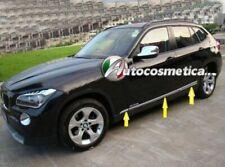 Molduras Puertas Portero Protecciones ABS Cromo Con Logo BMW X1