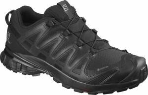 Salomon XA PRO 3D V8 GTX Trailrunning und Wandern Wasserdichte Schuhe Leichtere