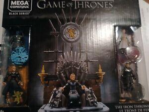 Mega Construx Game of Thrones The Iron Throne NEW