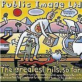 PUBLIC IMAGE LTD - GREATEST HITS SO FAR - CD ALBUM - RISE / DEATH DISCO / HOME +