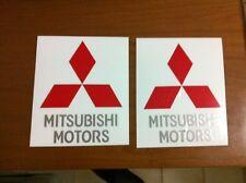 MITSUBISHI LANCER EVO 4 5 6 6.5 TME 7 8 9 REAR SPOILER DECALS CLEAR BACKGROUND