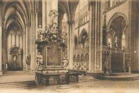 80 - cpa - La cathédrale d'AMIENS