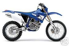 YAMAHA WR250,400,426,450F  TOUCH UP KIT FRAME BLUE