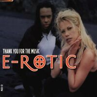 E-Rotic Thank you for the music (Abba) [Maxi-CD]