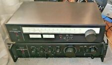 AMPLI  VINTAGE SANSUI AU317  + TUNER SANSUI TU217 MADE IN JAPAN TOP QUALITY