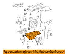 TOYOTA OEM 96-00 4Runner-Engine Oil Pan 1210175050
