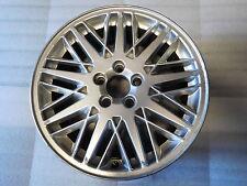 "1999 Volvo S80 80 Series Silver Rim Wheel 17"" Inch 7J17X4 OEM *SF-10"