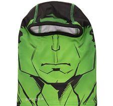 Spyder Kyd's One Size Boys Marvel T-Hot Balaclava Hulk ski snowboard mask