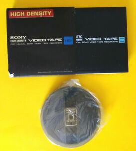 Pellicola SONY Video Tape V-60H High Density(Gravitazione Universale)USATO used