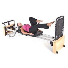 Stamina AeroPilates Pro XP557 Pilates Reformer with Cardio Rebounder, 55-5557