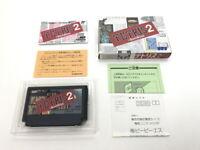 TETRIS 2 + Bombliss Nintendo Famicom NES Japan Game