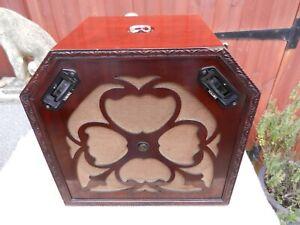 Umellow Vintage valve radio 1920's, ultra rare set in original mint condition