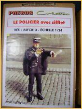 "KIT  Figurine  "" POLICIER ""   PHEBUS  création"