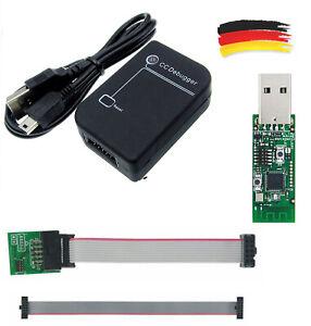 CC Debugger ZigBee Programmer + Adapterkabel für CC2531 CC2530 + CC2531 Stick