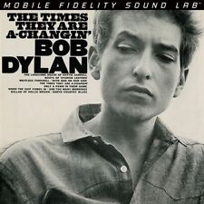 Bob Dylan - The Times They Are A-Changin' SACD (UDSACD 2123)