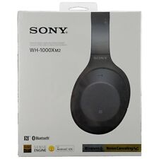 Sony WH-1000XM2 WH1000XM2 Wireless Bluetooth Noise-Canceling Headphones - Black