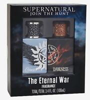 Supernatural The Eternal War Grace & Darkness Fragrance Spray Set 3.4 FL OZ