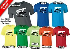Ford Inspired Focus ST MK2 CHILDRENS T-Shirt