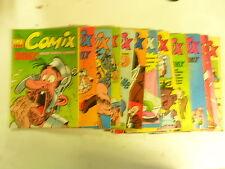 22 x MV Comix - Sammlung 11. Jahrgang 1976 - Z.2-3/3