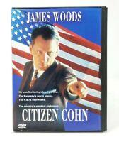 Citizen Cohn DVD (2001) RARE OOP