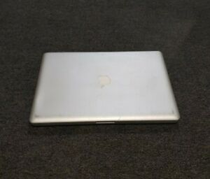 """Apple 2010 MacBook Pro A1286 15.4"""" CRACKED UNTESTED"""