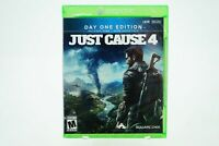 Just Cause 4: Day One Edition Xbox One [Brand New]