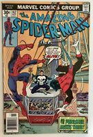 Amazing Spider-man #162, FN 6.0, Early appearance Punisher, 1st app Jigsaw