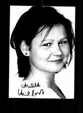 Anett Heilfort  Autogrammkarte Original Signiert # BC 78174