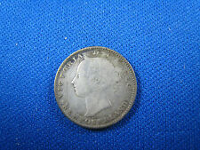 1888  NEWFOUNDLAND  10c   SILVER COIN   (SKW6)