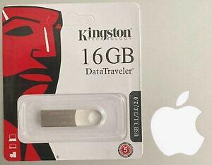 Mac OS 10.14 Mojave Bootable USB flash driveKingston 3.0