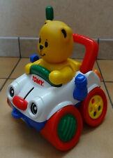Jouet - L'ourson en voiture - Tomy