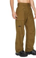 Carhartt Brown & The North Face Mens Sz L Ski Snowboard Winter Pant Relaxed Fit