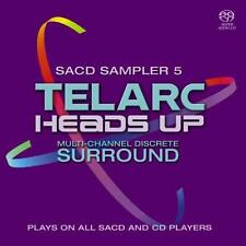 Telarc Sampler Volume 5- Heads Up - Various (NEW SACD)